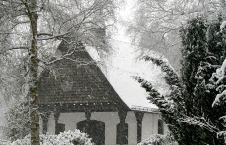 Kapelle Waldfriedhof Ohle; Ralf König Bestattungen in Plettenberg