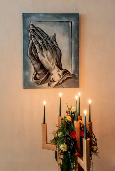 Inspiration für die Abschiednahme und Trauerfeier; Dekoration; Ralf Koenig Bestattungen in Plettenberg