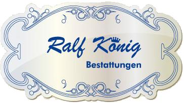 Ralf König Bestattungen Logo